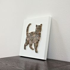 Modern cat decor