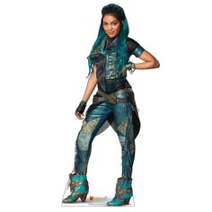 Costume Halloween, Halloween Costumes For Girls, Girl Costumes, Unicorn Halloween, Halloween 2019, Uma Descendants, Descendants Costumes, Best Kids Watches, China Anne Mcclain