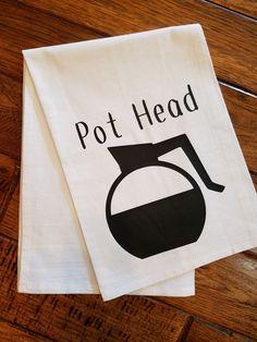 Vinyl Crafts, Vinyl Projects, Dish Towels, Tea Towels, Kitchen Humor, Funny Kitchen, Pots, Towel Crafts, Flour Sack Towels