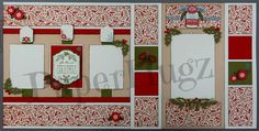 White Pines created by Deb Killian, CTMH Independent Consultant. More details at PaperHugz.blogspot.com