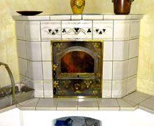 po le bois caloristar laurette po les en faience oliger po le pinterest. Black Bedroom Furniture Sets. Home Design Ideas