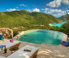 Best Romantic Summer Getaways: Guana Island