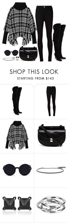 """""""Untitled 240 (Fall/Winter)"""" by maddkat ❤ liked on Polyvore featuring Chloé, AG Adriano Goldschmied, Dolce&Gabbana, 3.1 Phillip Lim, Roberto Marroni, Eva Fehren and Adina Reyter"""