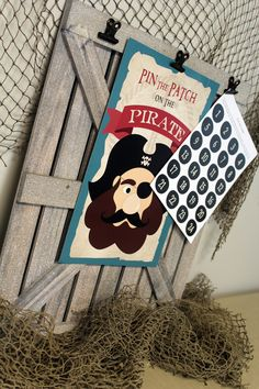 Pirate Birthday Games Pin Patch on Pirate Game Pirate Birthday Party Games, 4th Birthday Parties, Boy Birthday, Birthday Party Invitations, Pirate Birthday Cake, Birthday Ideas, Pirate Invitations, Pirate Party Games, Pirate Party Decorations
