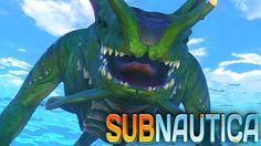 Subnautica - SEA DRAGON, LEVIATHAN, NEW CREATURES (Subnautica ...