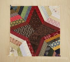 """Got fabric scraps? """"String Quilt Revival"""" gives updated techniques on a time-honored quilting style."""