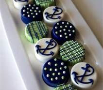 nautical chocolate oreos - Bing Images