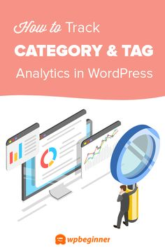 Do you want to track category and tag traffic on your WordPress site? Learn how to easily track the Wordpress category and tag analytics. Google Analytics Dashboard, All Website, Go To Settings, Interesting Information, Marketing Data, Wordpress Plugins, Improve Yourself, Track, Coding