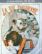 LA VIE PARISIENNE  May 1, 1920 numéro 18 - 19 du 01 mai 1920