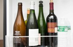 You're not putting opened bottles of wine in the fridge. MacNeil says that you should cork your bottle when you're finished and store it in the fridge, even if it's a red wine. Cocktail Drinks, Cocktail Recipes, Alcoholic Drinks, Cocktails, Conversation Starters, Red Wine, Drinking, Life Hacks, Beer