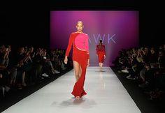 VAWK designer Sunny Fong makes colourful splash with return to runway