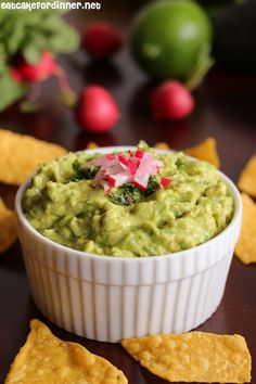 Tyler Florence's Guacamole - Eat Cake For Dinner
