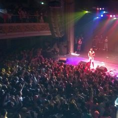 LIL B SOLD OUT SHOW AT REGENCY BALLROOM IN SF