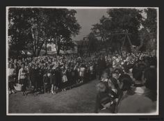 Park Bronowice- Otwarcie ogródka dziecięcego 1935 r. Dolores Park, Concert, Travel, Viajes, Trips, Concerts, Traveling, Tourism, Vacations