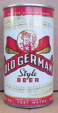 Old German Beer BrandsSoft DrinkVintage
