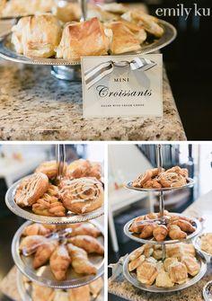 Mini pastries by Las Vegas wedding photographer