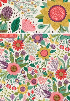 orange you lucky!: green, warm and the botanical fantasy . . .