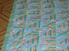 Directions on how to sew a quilt. Details include an easy sew quilt pattern. Sewing Projects For Kids, Sewing For Kids, Sewing Crafts, Quilting For Beginners, Easy Quilts, Fun Learning, Quilting Projects, Quilt Patterns, Activities For Kids