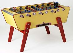 Awesome! Foosball Tables (14 Pictures) || meck's blog