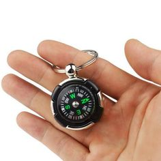 BangGood - Eachine1 Car Key Ring Compass Key Chain Key Fob for Pointing Guid - AdoreWe.com
