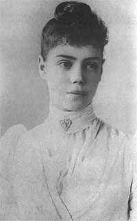 Grand Duchess Xenia Alexandrovna sister of Tsar Nicholas II