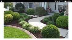 Edina Realty, Front Yard Landscaping, Landscape Design, Sidewalk, Exterior, Pools, Image, House, Courtyards