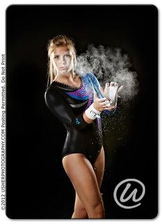 ohhh i want a gymnast to do this with . Great image!
