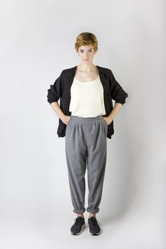 BekkiBraunBerlin - Trousers