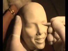 Face Sculpture - Live Show