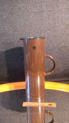Vintage Stelton coffee carafe by Erik Magnussen Selling Design, Carafe, Conditioner, Art Deco, Coffee, Tableware, Glass, Etsy, Vintage