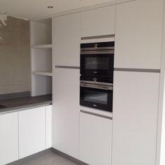 Kitchen Room Design, Kitchen Interior, Kitchen Cabinets, Kitchen Appliances, Kitchenette, Home Kitchens, Decoration, House, Inspiration