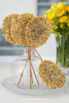 Lollipop di formaggio | Zonzolando