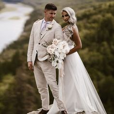 Weddings by Eph Apparel ( Tan Suit Wedding, Groom, Wedding Inspiration, Photo And Video, Weddings, Videos, Photos, Collection, Instagram