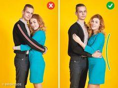 10 trucos para ayudar a cualquier pareja a ser tan fotogénicos como las estrellas de Hollywood #viral