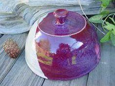 Cranberry cone 6 Glaze Recipe | Colorado Potter Mary Starosta