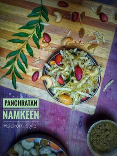 Diwali Snacks, Diwali Food, Mixture Recipe, Types Of Potatoes, Chaat Masala, Crispy Potatoes, Vegan Comfort Food, Curry Leaves, Sweet And Spicy
