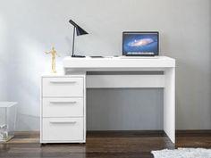 Mesa para Computador/Escrivaninha Avaré 3 Gavetas - Politorno com as melhores condições você encontra no Magazine Allameda. Confira!!