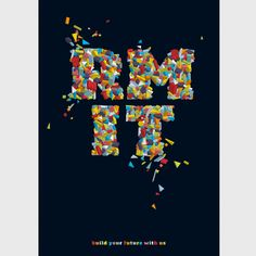 Promotional Postcards by Eunice Yip, via Behance