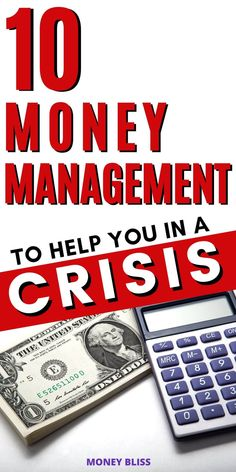 Read this post to get money management tips to help you in a crisis. The current outbreak and pandemic doesn't mean you have to suffer a personal financial crisis. Use the time to improve your budget and enjoy debt free living. Ways To Save Money, How To Get Money, Money Saving Tips, Money Tips, Money Hacks, Budgeting Finances, Budgeting Tips, Wealth Management, Money Management