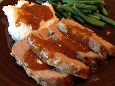 What's for Dinner?: Parmesan Pork Tenderloin