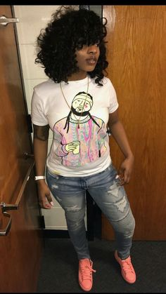 Discover recipes, home ideas, style inspiration and other ideas to try. Chill Outfits, Dope Outfits, Summer Outfits, Casual Outfits, Fashion Outfits, Womens Fashion, Swag Outfits, Pelo Afro, Lauren