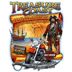 Licensed Graphic apparel for Harley-Davidson.Highly illustrative. Womens and Mens Lines.