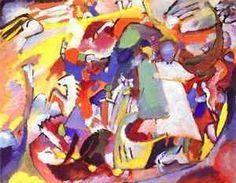 All Saints I  Wassily Kandinsky