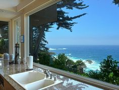 beautiful kitchen windows for views - Google Search