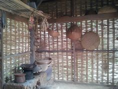 Traditional Balinese Kitchen