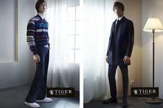 Tiger Of Sweden Spring/Summer 2017 Advertising Campaign