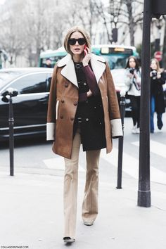 Olivia Palermo: How To Be Perfectly Styled Yet Totally Relaxed