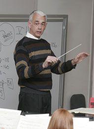 David Vroman | Music Chairperson