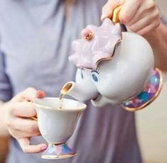 Super cute tea set