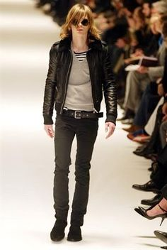 Dior Homme 04. Want this jacket!